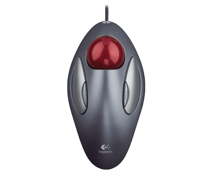 Logitech Marble Mouse Trackman