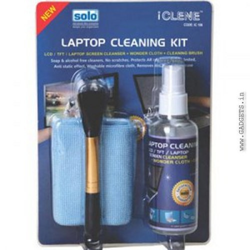 Solo Laptop Cleaning Kit IC 106