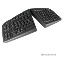 Goldtouch V2 Standard USB MAC / PC Comfort Keyboard (black) GTU-0088