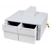 Ergotron StyleView Primary Tall Double Storage Drawer 97-990