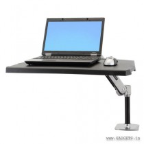 Ergotron WorkFit-P Sit-Stand Workstation 24-383-026