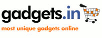 logo of www.gadgets.in on-line shop